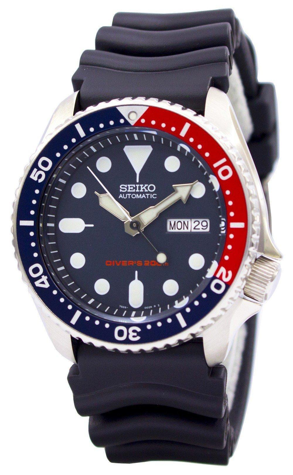 392271b387b Seiko Automatic Diver s Skx009 Skx009k1 Skx009k Men s Watch (FREE Shipping)