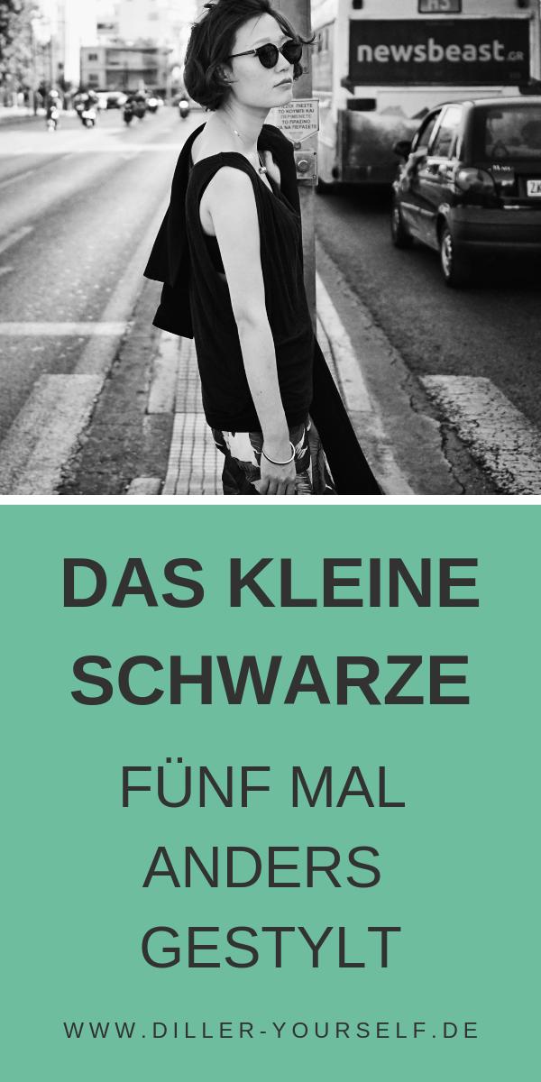 Photo of Das kleine Schwarze- fünf Mal anders gestylt