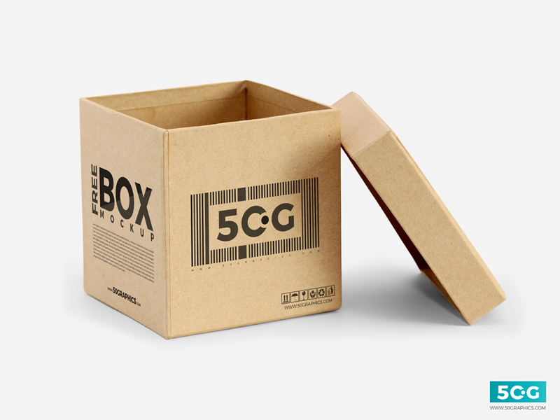 Download Free Open Box Psd Packaging Mockup Box Mockup Packaging Mockup Free Packaging Mockup