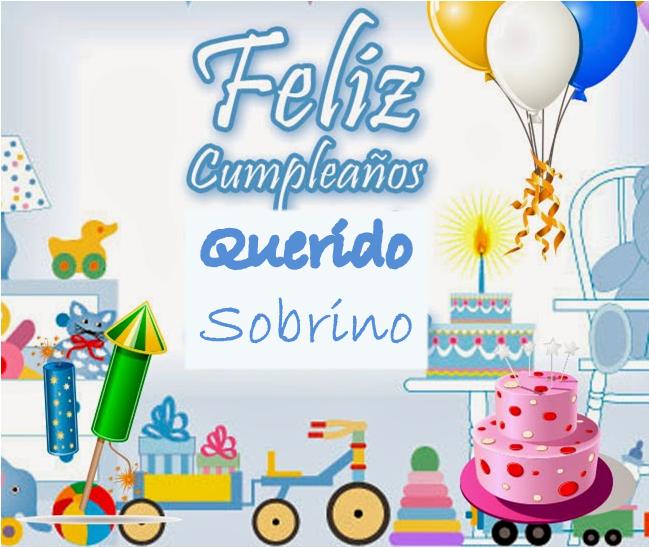 Felicitaciones de Cumpleaños para Mi Sobrino Globos png (649 u00d7548) Ideas para el hogar
