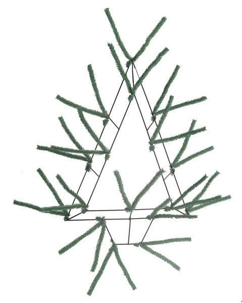 Green Pencil Open Tree Work Frame Xx765209