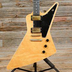 Gibson Explorer E2 Natural 1982 (s003)