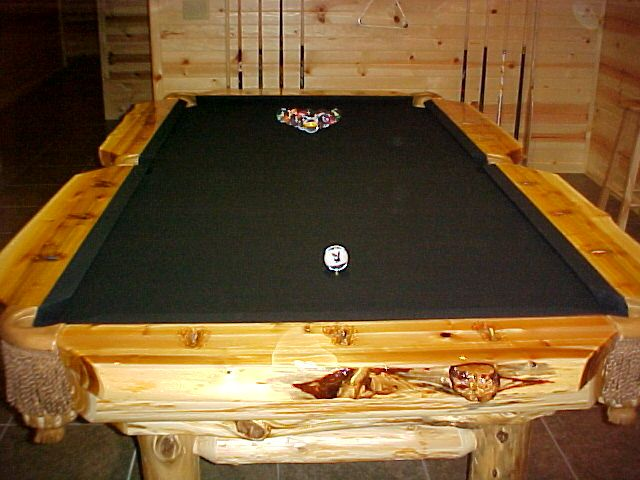 Wondrous Awesome Pool Table For The Home Pool Table Log Download Free Architecture Designs Licukmadebymaigaardcom