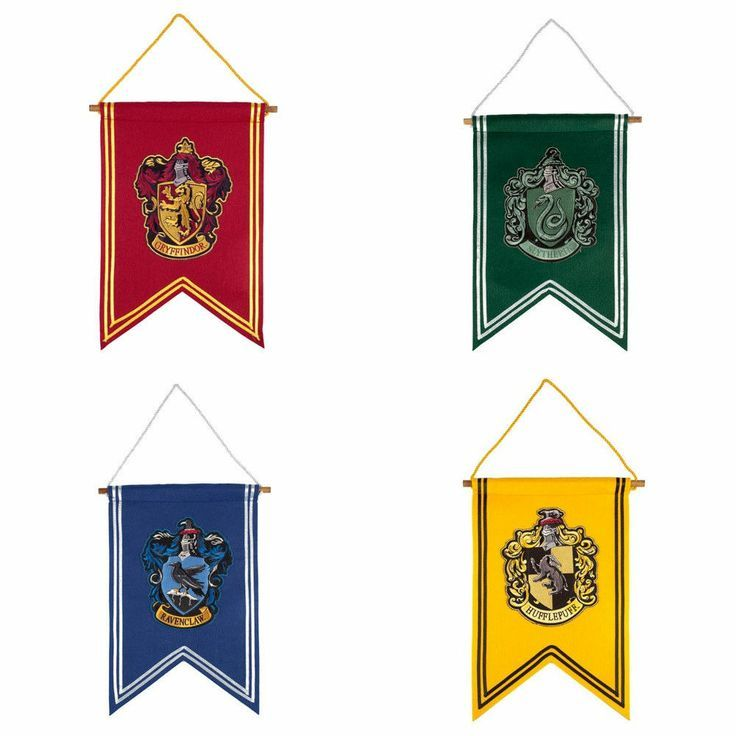 Harry Potter House Banners Printable | Harry Potter House ...