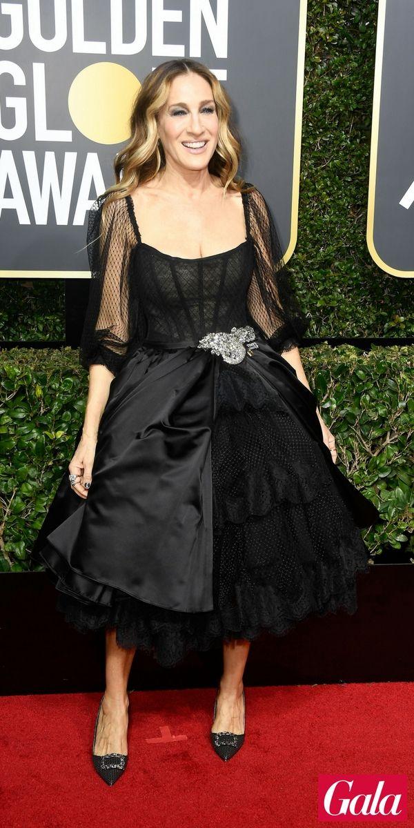 Golden Globes 2018: Ein roter Teppich ganz in Schwarz | Golden ...