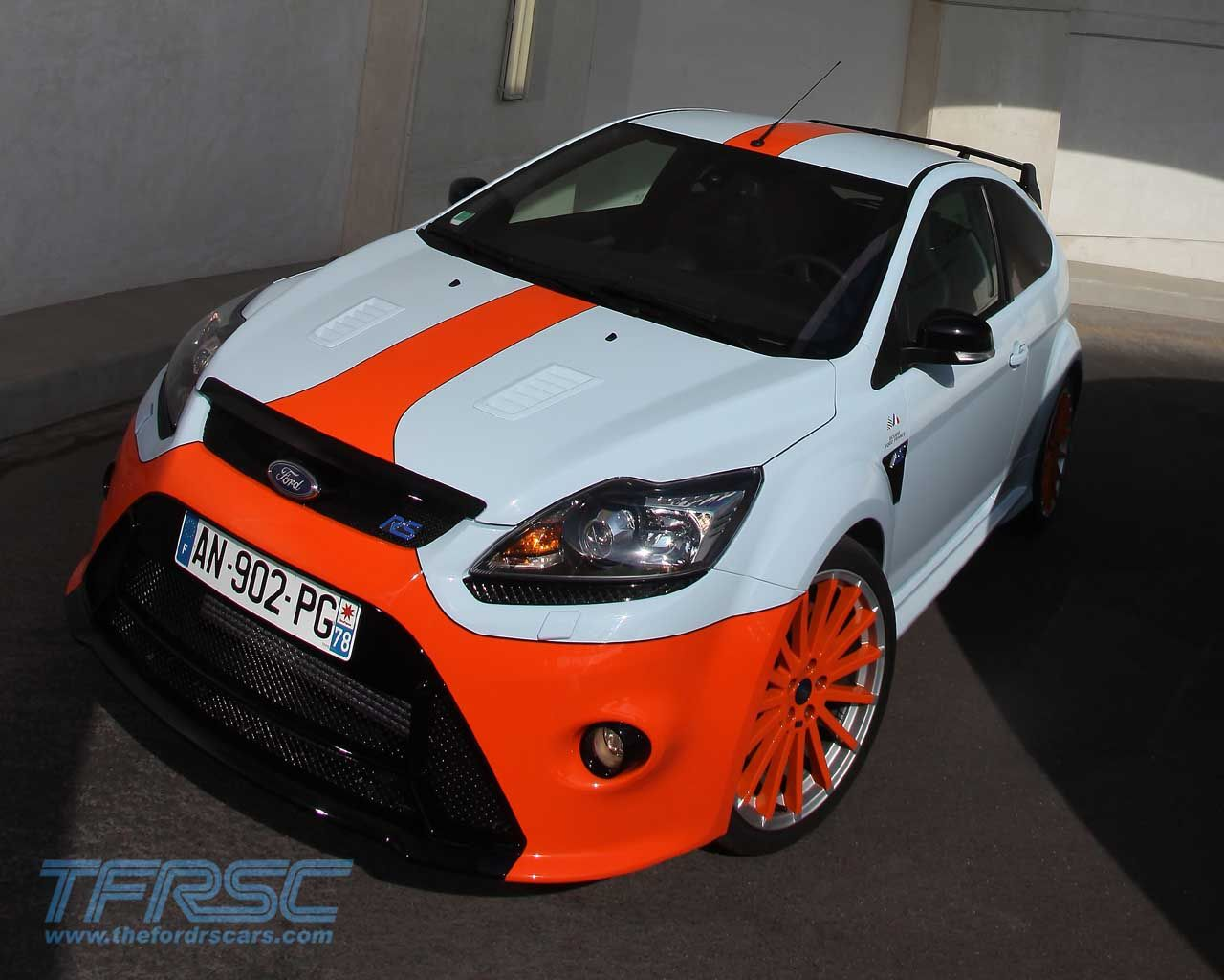 Ford Focus Rs Gulf Livery Ford Focus Rs Ford Focus Sprint Cars
