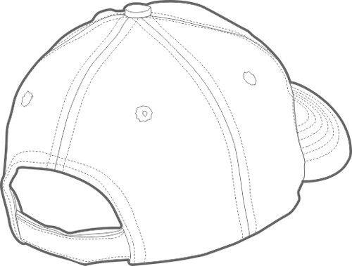 Baseball cap design | Design StreetWear/HeadWear | Pinterest | Dibu ...