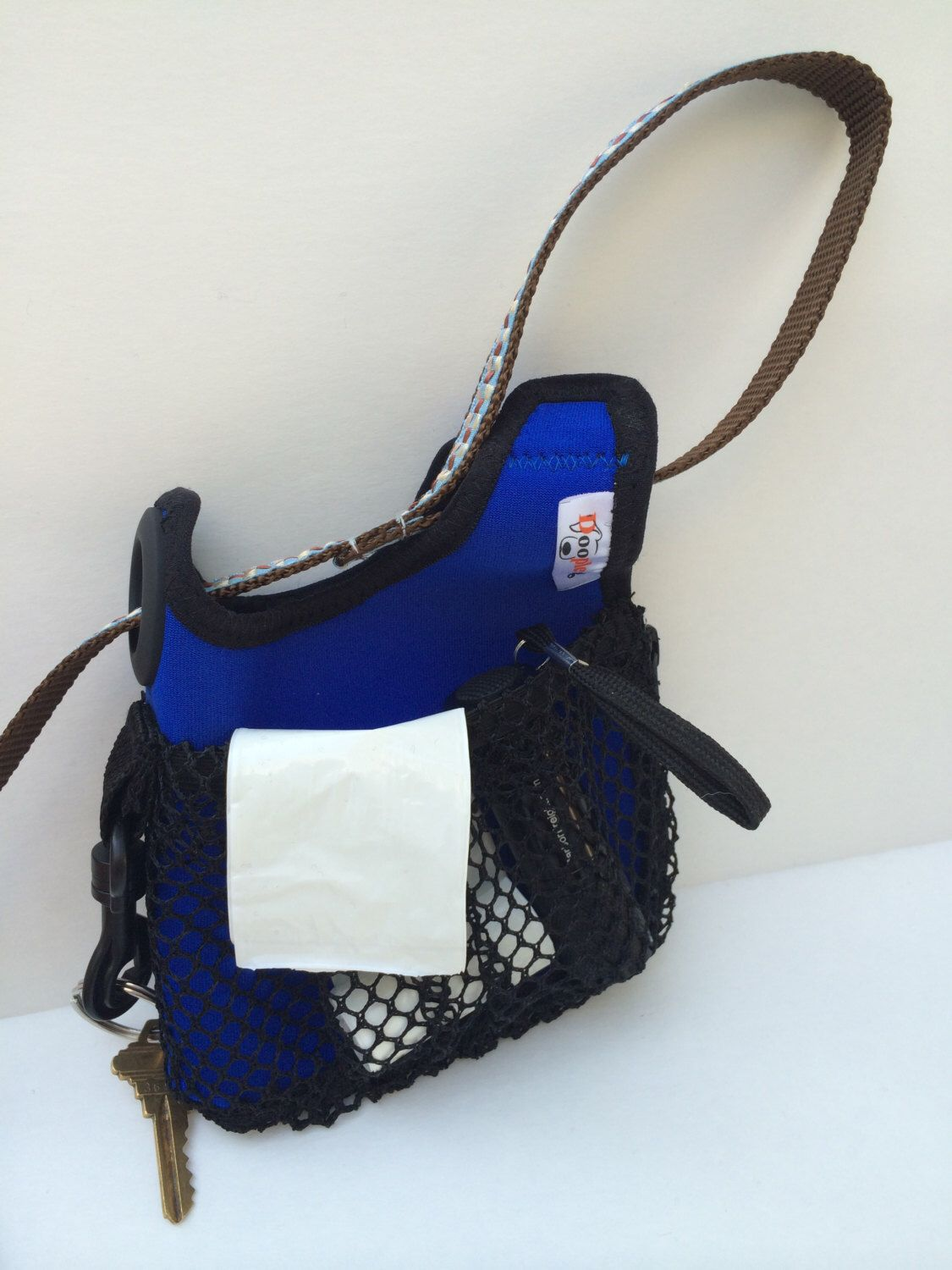 Small Doople Bag. Dog walker's organizer and by