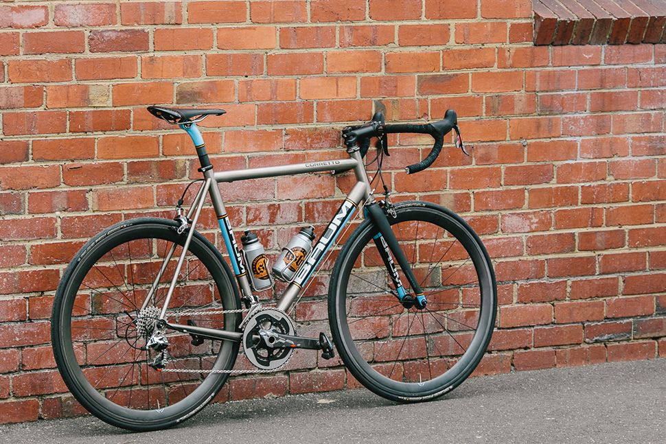 Beautiful Bicycle: BAUM Cycles Corretto Road -->