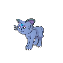 Image result for shiny alolan persian