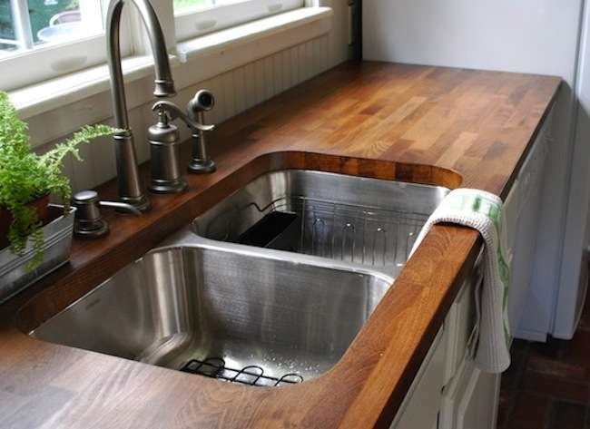 Merveilleux 8 Countertops Youu0027d Never Believe Were Handmade