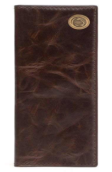Jack Mason Brand 'Legacy - Penn State Nittany Lions' Leather Executive Wallet