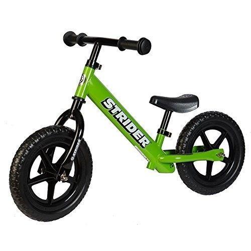 Kids Balance Bike Cycle Pedal No Training Girls Boys Push