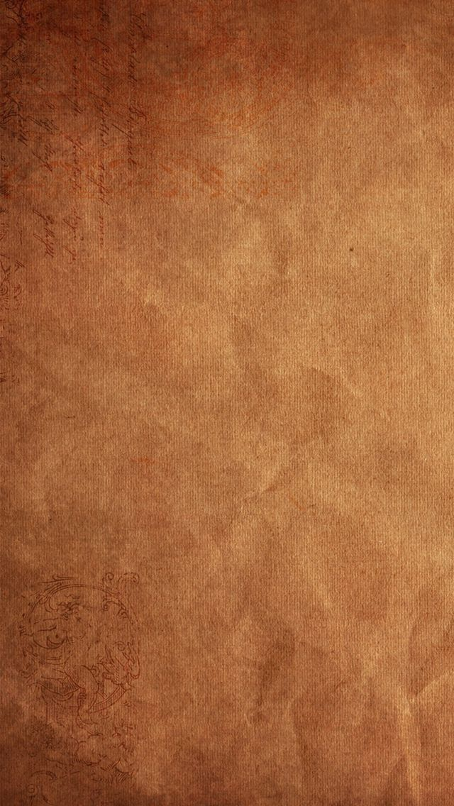 Kraft Paper Texture IPhone 5 Wallpaper
