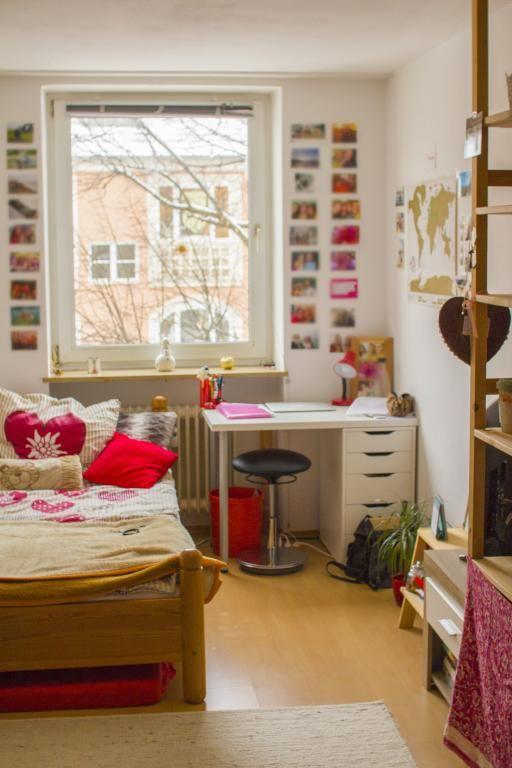 Romantisches Madchen Zimmer In Munchen Schwabing Wg Zimmer Zimmer Haus
