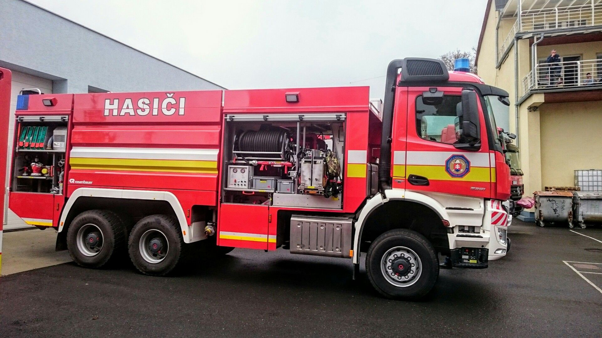 Mercedes Arocs Fire Truck Fire Trucks Trucks Police Cars