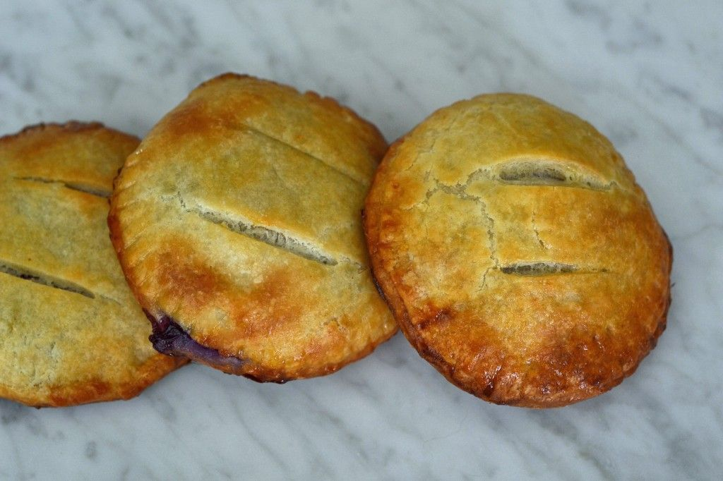Gluten-free Pastry Flour makes light and flaky mini pies
