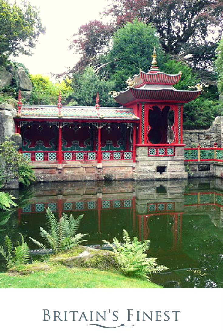 Explore the Beautiful Biddulph Grange Gardens James