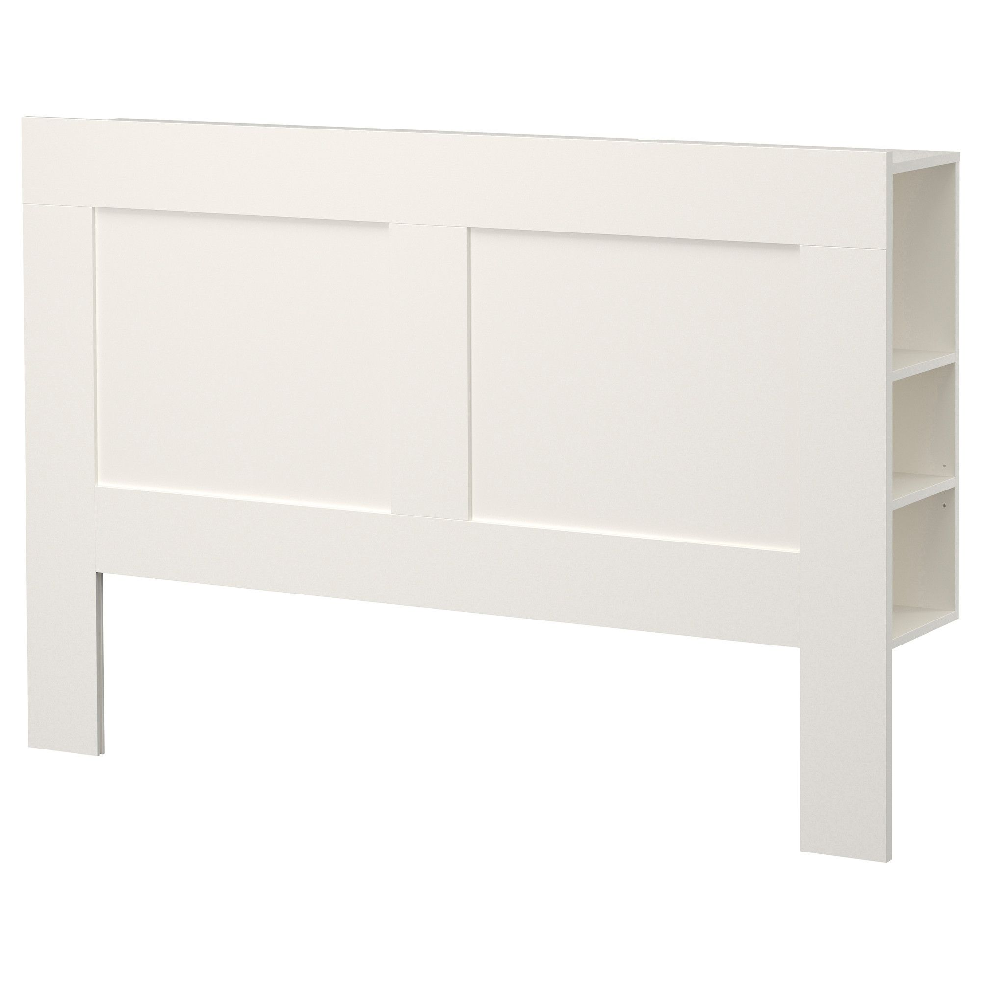 BIRKELAND Bed frame Full IKEA Headboard + footboard