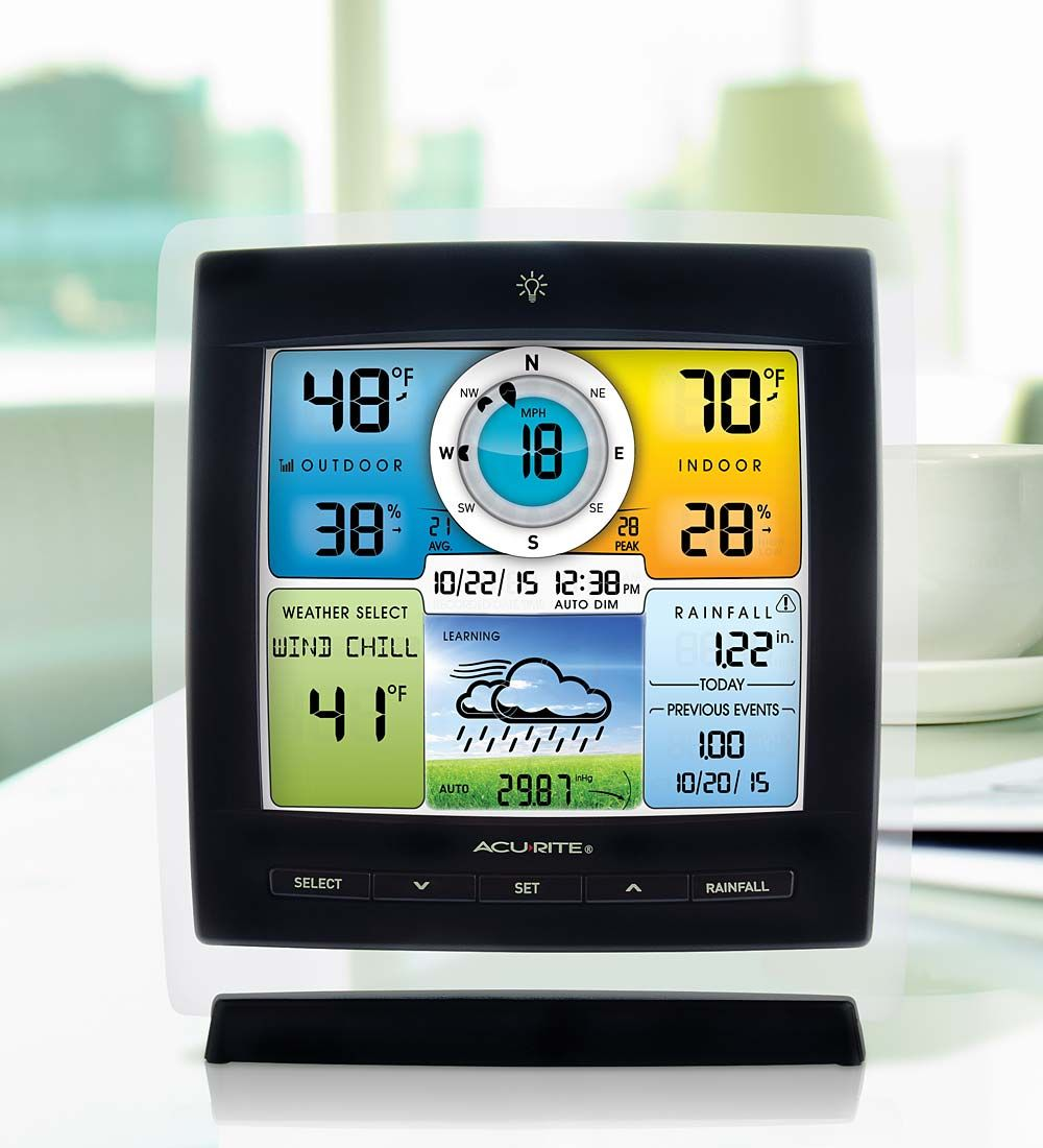 acurite pro 5 in 1 weather station in advanced weather