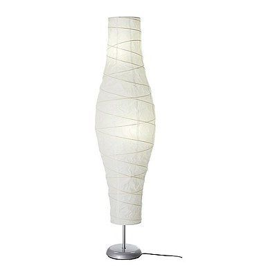 Ikea Standleuch Te Loungelampe 137cm Stehlampe Papier Ste Hleuchte
