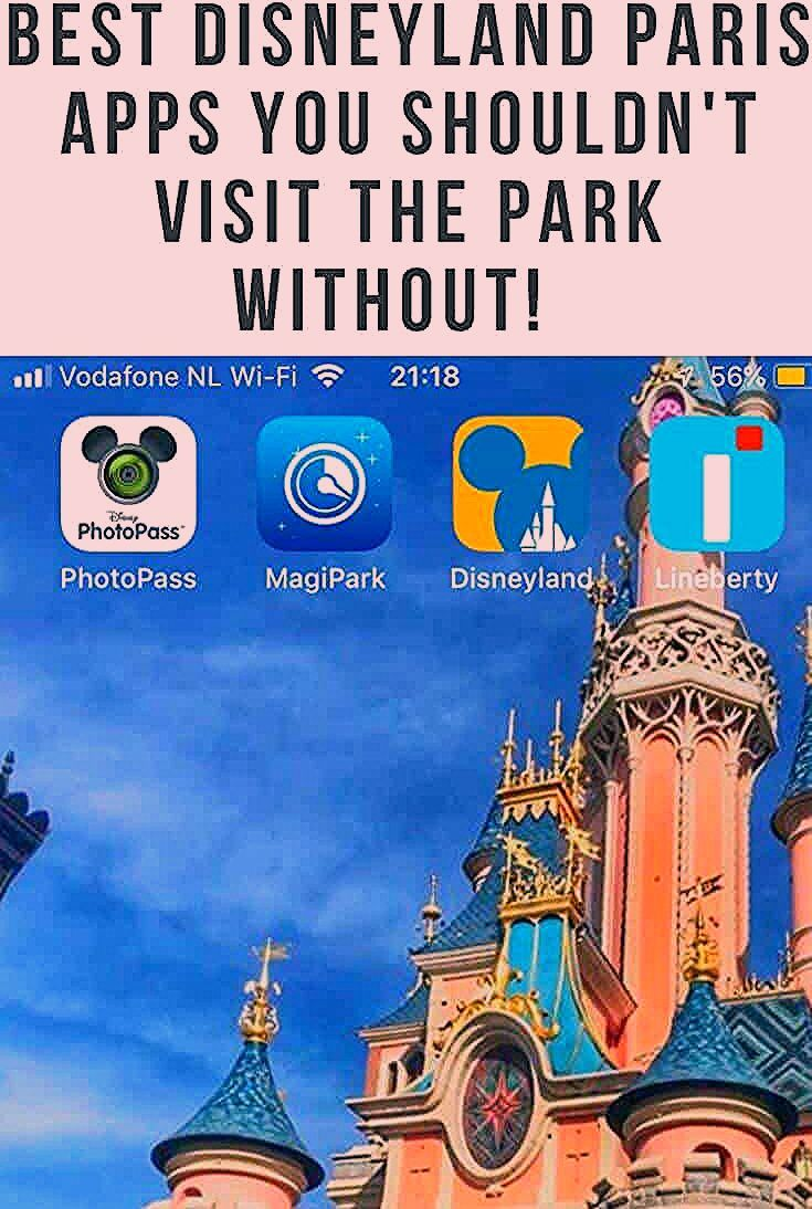 Photo of Best Disneyland Paris Apps That You Shouldn't Visit the Park Without! – Wandermust Family