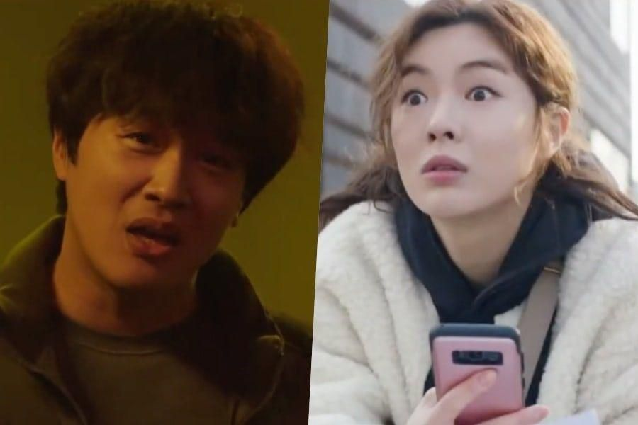 Watch: Cha Tae Hyun And Lee Sun Bin Do Whatever It Takes For Their Jobs In Teasers For Upcoming Drama