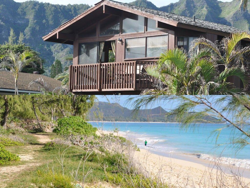 Waimanalo Beach Vacation Rental Vrbo 466430 2 Br East