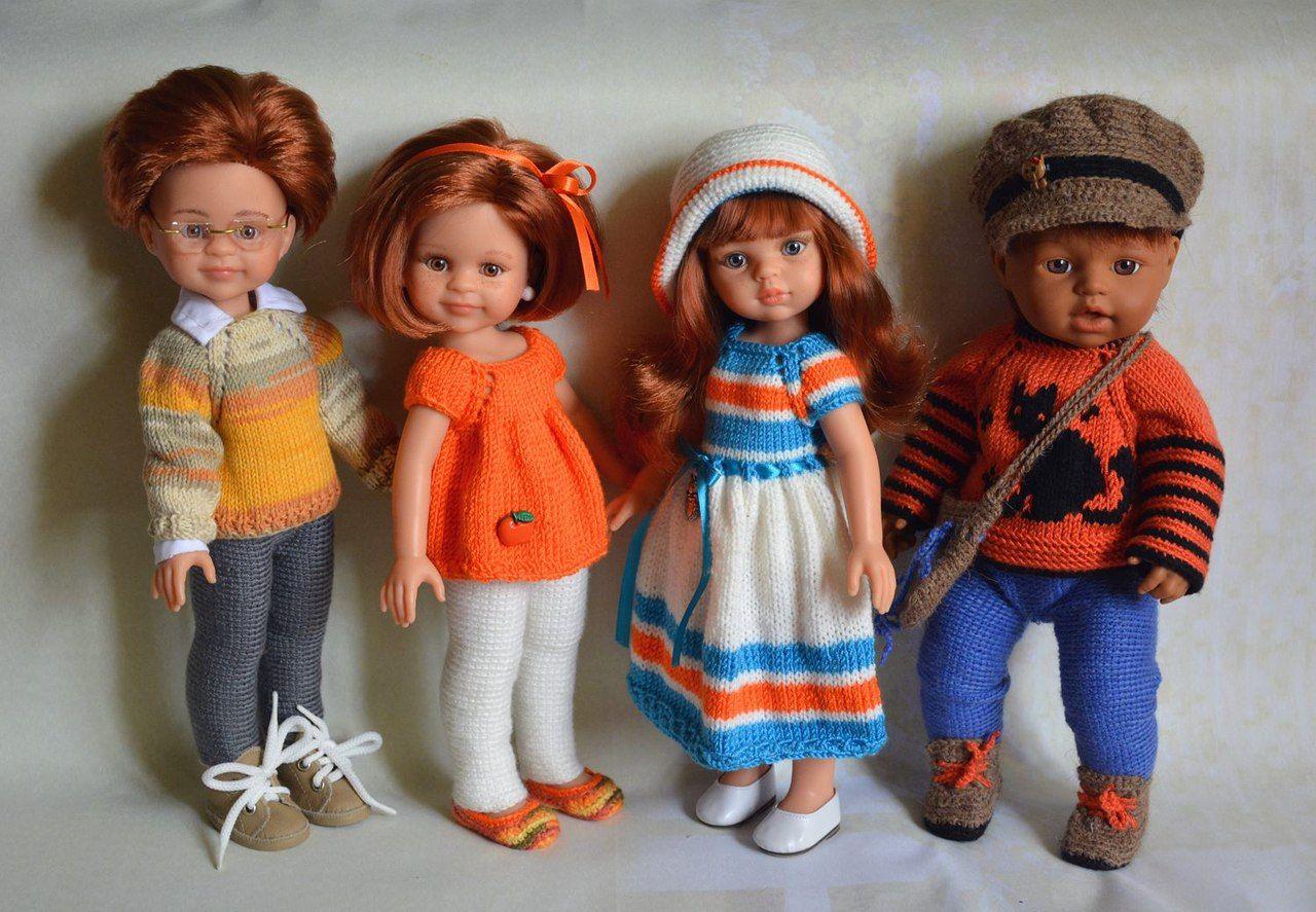 Испанские куклы Paola Reina   Куколки, Куклы, Испанский