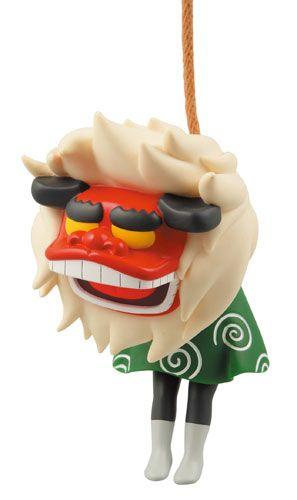 amiami rakuten global market ultra detail figure no 154 fujiko f fujio series 3 oshishi kamen burning ver released art toys design art toy vinyl toys