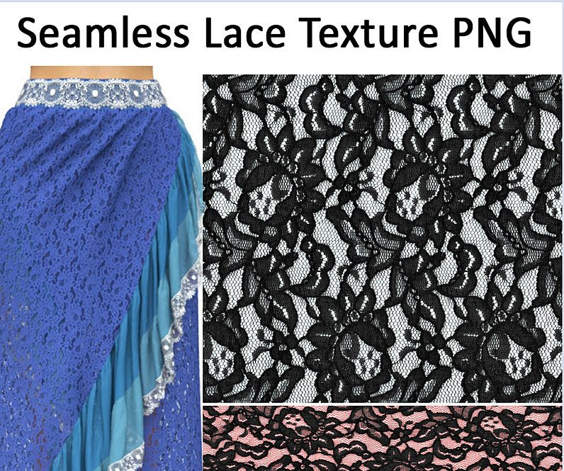 Free Seamless Lace Fabric Texture On Cubebrush Co Marvelous Designer Fabric Textures Texture