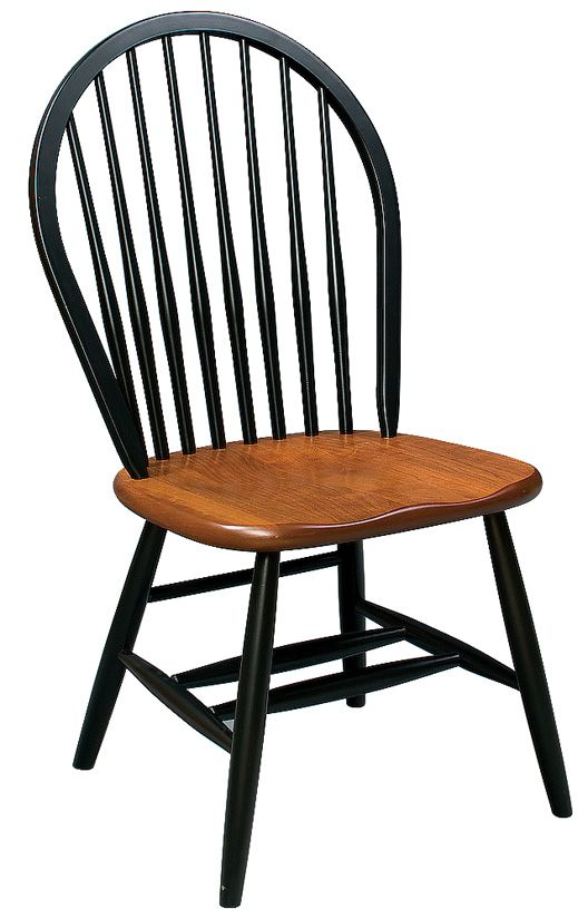 Amish Unfinished Eight Spindle Side Chair Z60w Unfinished Wood Chairs Windsor Dining Chairs Windsor Chair