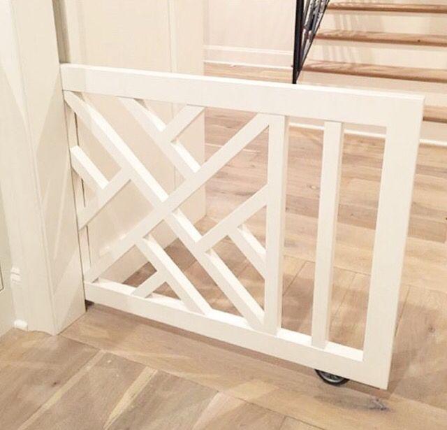 Hidden doggy gate goliath pinterest escalera - Escaleras para perros pequenos ...