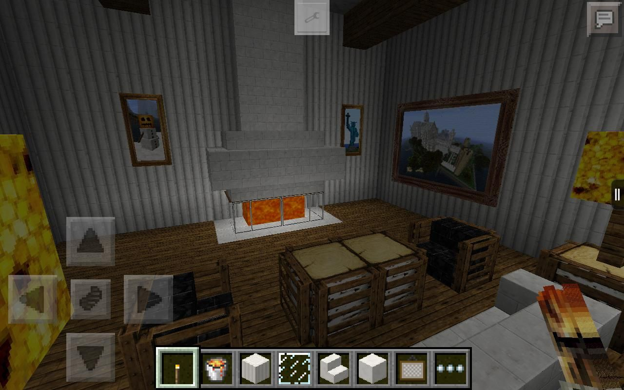 Minecraft Ideas For House Furniture Holdon Minecraft House