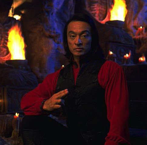 As Shang Tsung In Mortal Komabt Memoirs Of A Geisha Mortal