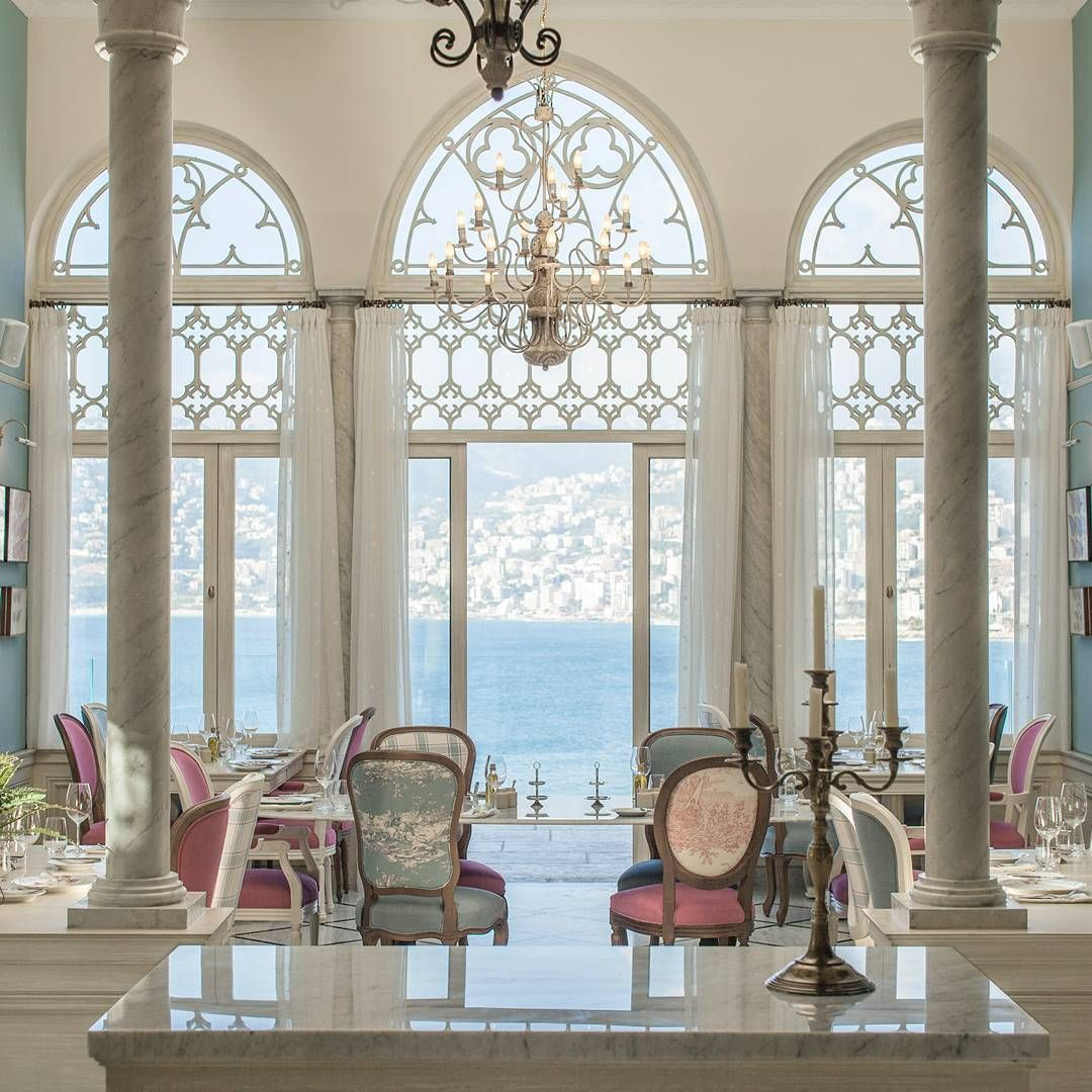 La Creperie With Images Restaurant Interior Lebanon