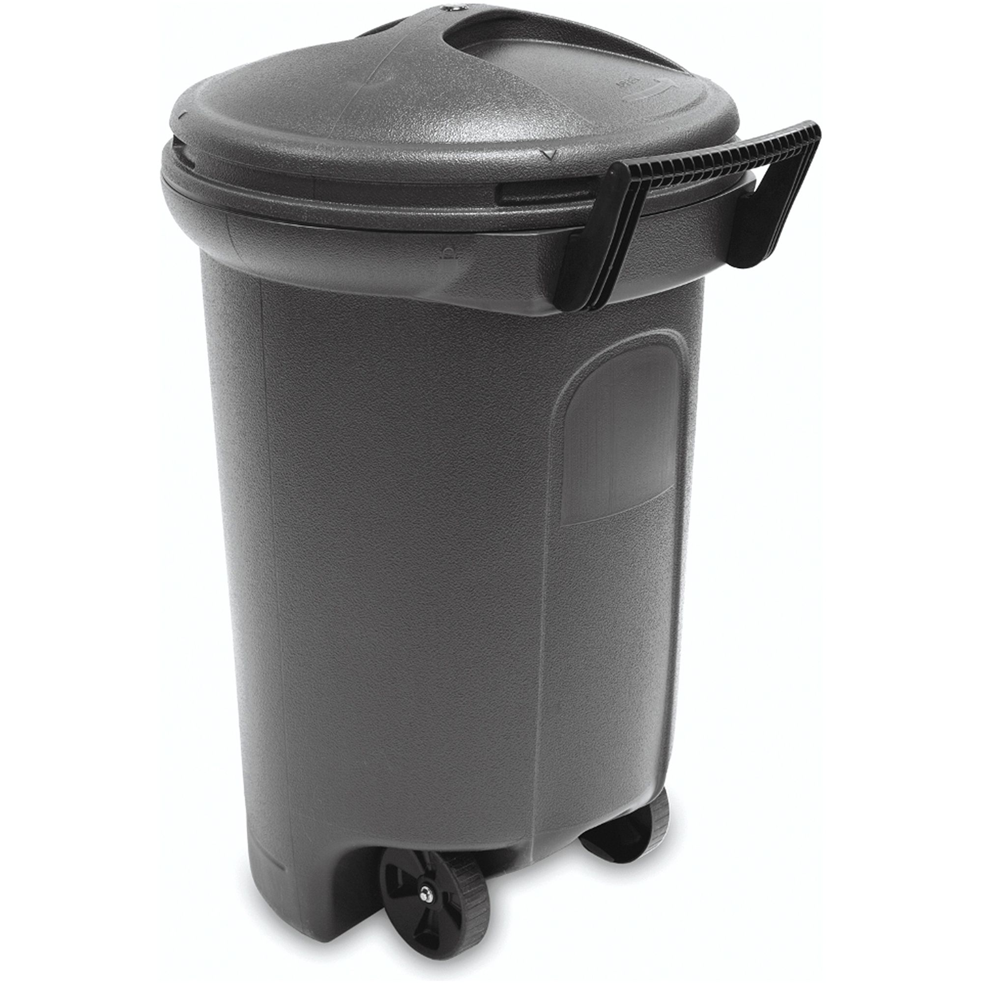 Walmart Outdoor Trash Cans Fair Outside Trash Cans With Wheels  Useful Itemsneeds  Pinterest  Wheels Review