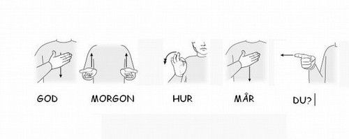 jag älskar dig teckenspråk - Sök på Google