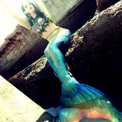 how to make professional mermaid tails