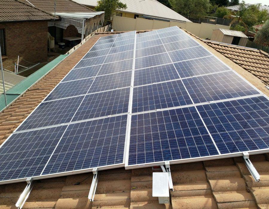 Neon Solar Installation Solar Panels Solar Panels Information Solar Panel Installation