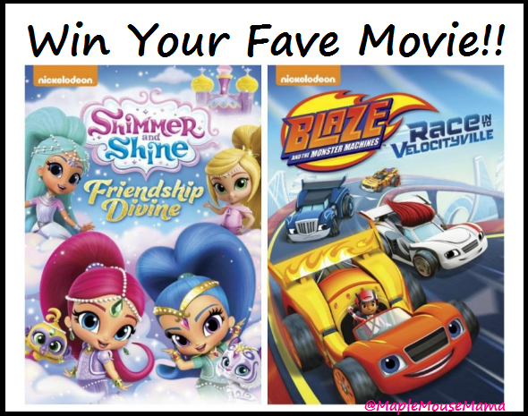 Which Title Is Your Favourite? Enter To #Win One Of These Awesome #Kids Movies! #Giveaway 2/24
