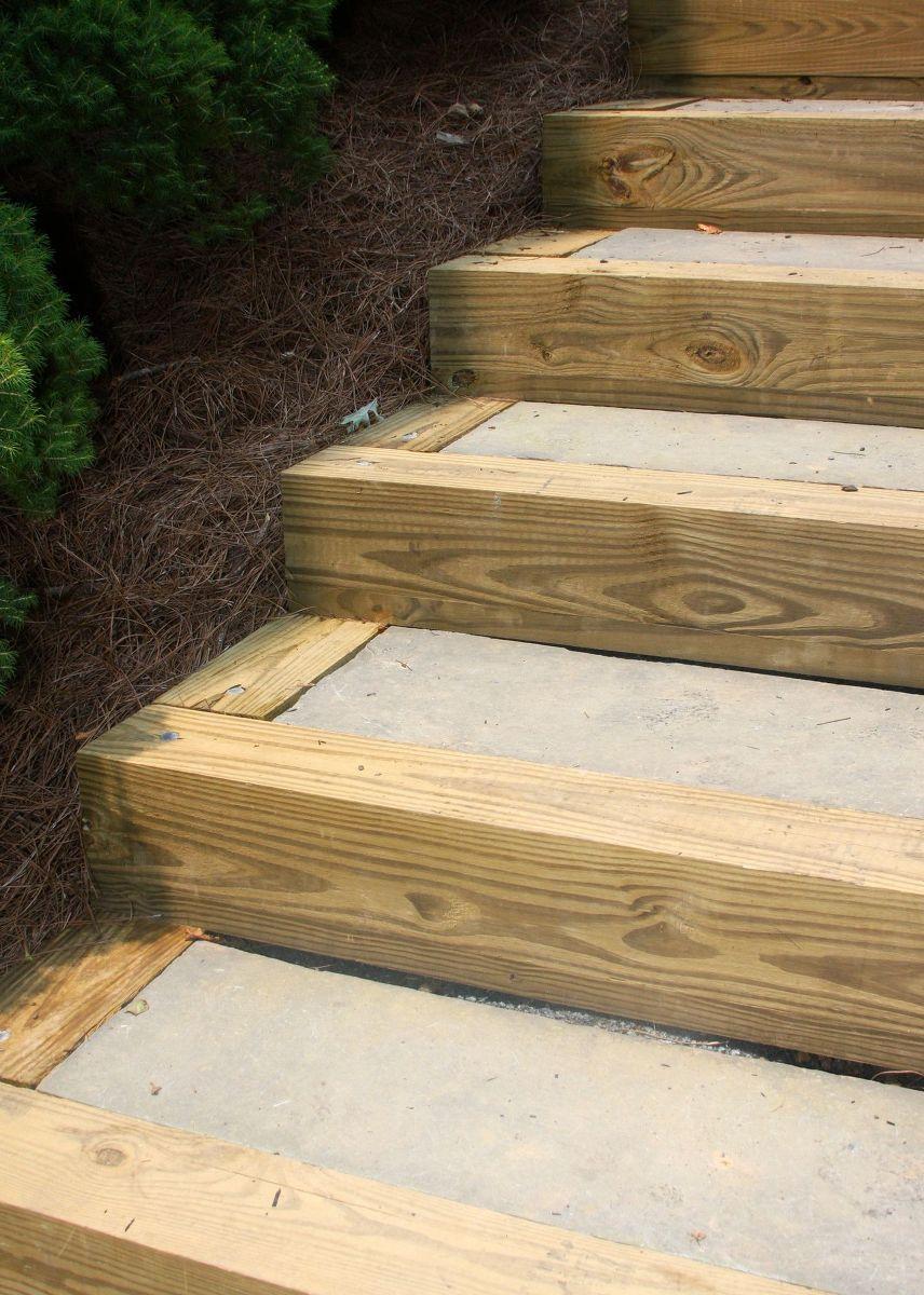 DIY Outdoor Staircase Garden stairs, Staircase outdoor