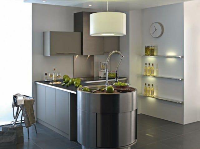 5 astuces pour aménager une petite cuisine équipée design