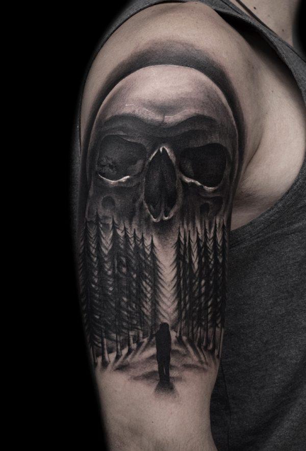 Best Black And White Tattoo Artist San Jose Costa Rica White Tattoo Tattoo Artists Tattoos