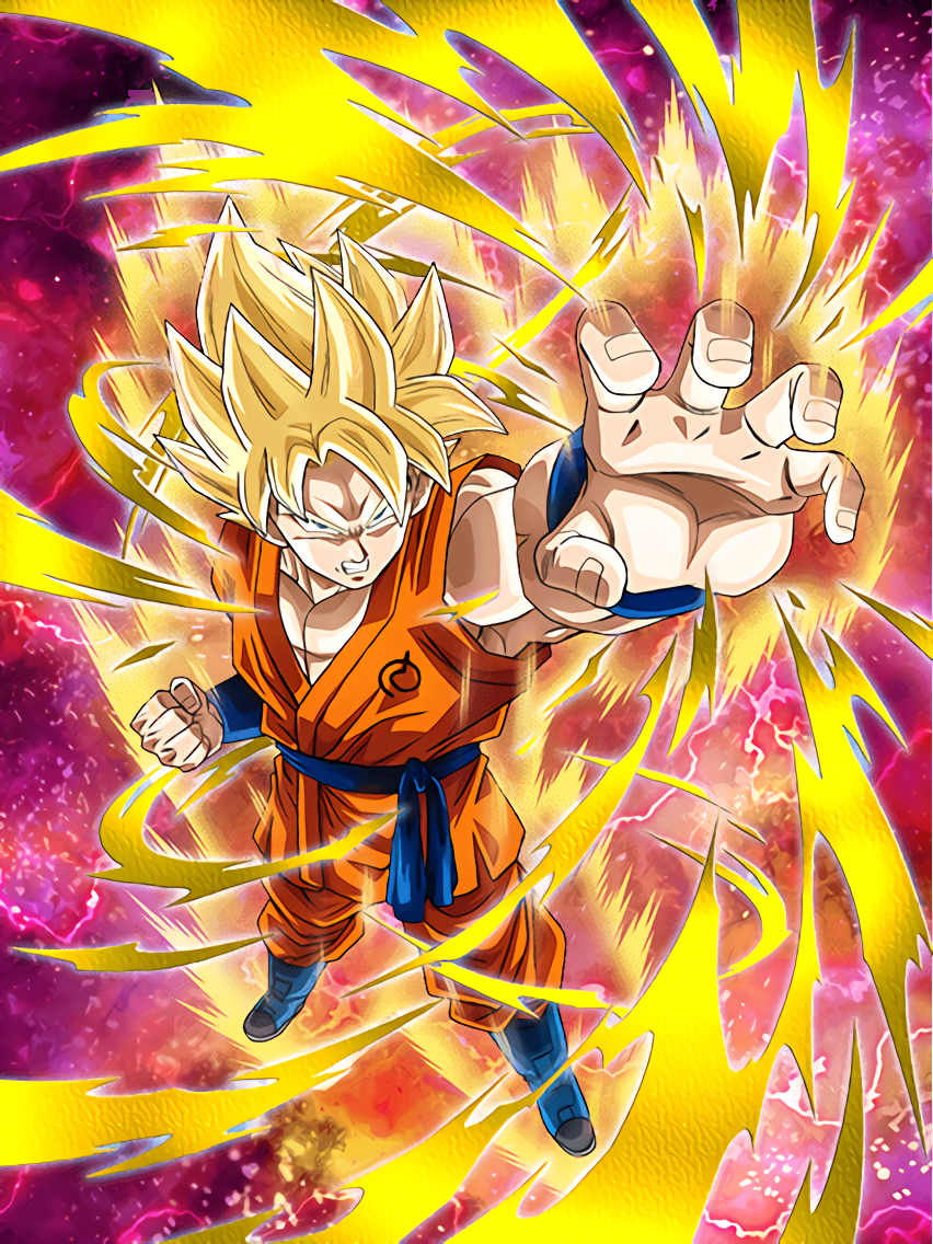 Pin By Zionmoore On Dragon Ball Z Dokkan Battle Dragon Ball Goku Dragon Ball Super Goku Dragon Ball Artwork