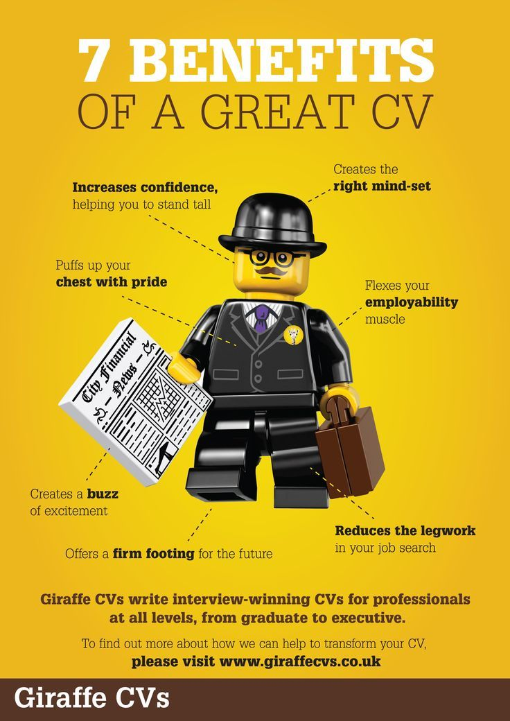 7 Benefits of a Great CV. Cv writing service, Job