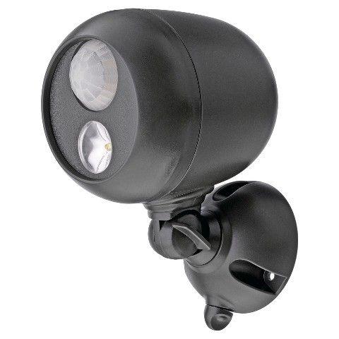 Mr Beams Motion Sensing Led Spotlight Garage Light