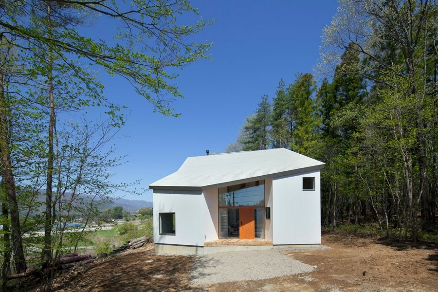 House For Viewing The Mountain By Kawashima Mayumi Architects Design