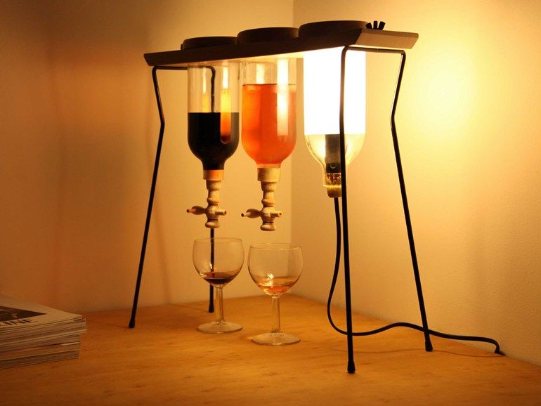 Table lamp LUME & SET | Table lamp - Les Cadets