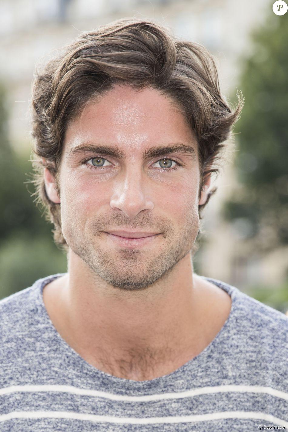 Tom Leeb Beautiful Men Faces Beautiful Men Wavy Hair Men